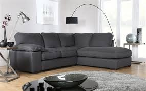 grey fabric corner sofa cassie charcoal fabric l shape corner sofa lhf only 899 99
