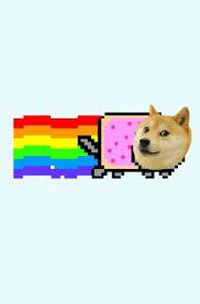Create Doge Meme - create meme nyan dog nyan dog nyan cat doge pictures