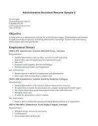 Sample Office Assistant Resume Sample Resume Office Administrator Office Assistant Resume