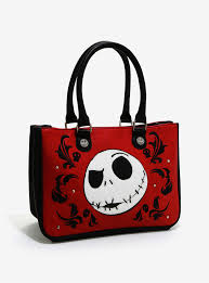 loungefly the nightmare before laser cut bag boxlunch
