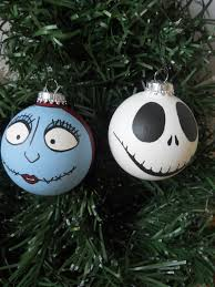 nightmare before decorations sally ornament and holidays