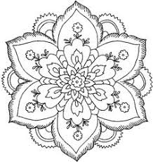 Easter Flower Coloring Pages - flower coloring pages for kids to print coloring pages