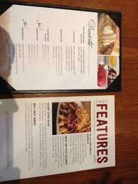 granite cuisine desert menu and april features picture of granite city food