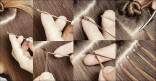 micro bead hair extensions microbead hair extensions cold fusion hair extensions