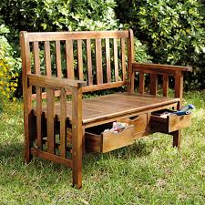 Wood Outdoor Storage Bench Outdoor Benches Metal U0026 Wood Benches