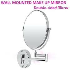 Extendable Mirror Bathroom Bathroom Mirror Extendable Arm Empire Wall Mount Swivel