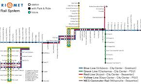 Portland Light Rail Map by Max Light Rail Map Portland 62nd Mpco Lamp U0026 Lightning