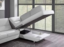 canape cuir moderne meubles design canape coffre rangement moderne blanc canape cuir