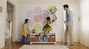 honeycomb wall paint lowe u0027s hypermade youtube