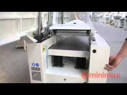 Woodworking Machine Services Ltd Calgary by Minimax Fs41 Elite Planer Thicknesser Scott Sargeant Woodworking