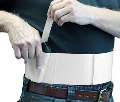 belly band 4 inch wide one gun belly band holster daltech
