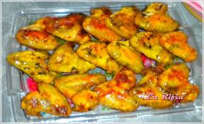 cuisiner des ailes de poulet ailes de poulet tandoori les milles et une saveurs du rif et d