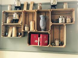 upcycled kitchen ideas upcycling wooden crates cool ideas to decorate your home