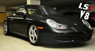 porsche 911 v8 conversion for sale 1999 porsche 911 with ls1 v8 on craigslist for 25 000