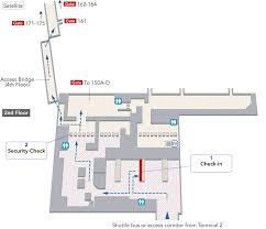 Narita Airport Floor Plan Narita International Airport Terminal 2 Transfers Jal
