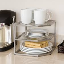 Corner Kitchen Cabinet Cabinet Organizers You U0027ll Love Wayfair