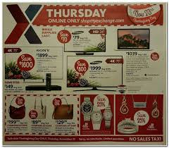 aafes exchange black friday 2018 ads deals and sales
