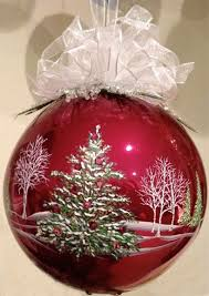 amazing ideas for painted ornaments glass ornaments