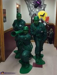 Green Army Man Halloween Costume 99 Disfraces Images Halloween Ideas Costumes