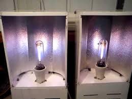 Hps Light Fixture 2 150w Hps Lights