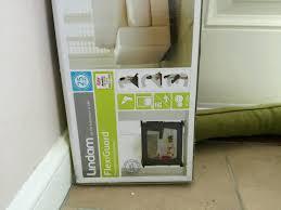 Child Stair Gates Argos by Lindam Flexiguard Safety Gate Portable Stair Gate New In Box In