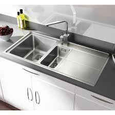 Metallic Kitchen Sinks Tap Warehouse - Rangemaster kitchen sinks