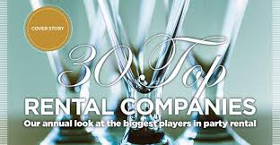 party rental companies 17th annual special events 30 top rental companies special events
