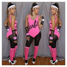 Halloween Ideas Without Costumes Barbie Theme Party For The Princess I U0027ll Defly Dress Up In Barbie