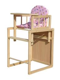 High Chair Table And Chair Foxhunter Wooden Baby High Chair Highchair Feeding Seat Table