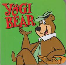 yogi bear title hanna barbera mini librarycharacters yogi bear ranger