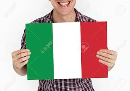 Flag That Is Green White And Red Green White Red Italian Flag Stock Photo Picture And Royalty Free