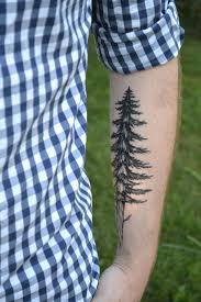 s tree on arm tattoomagz