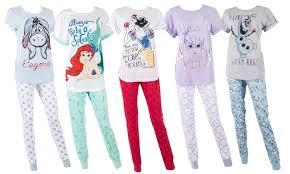 disney character pyjamas groupon goods