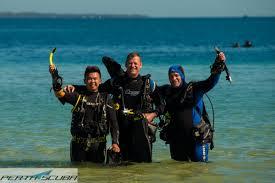 padi master scuba diver trainer perth scuba