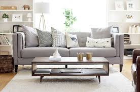 Modern Sofas For Living Room by 10 Ways I Saved Money On My Living Room Bay On A Budget