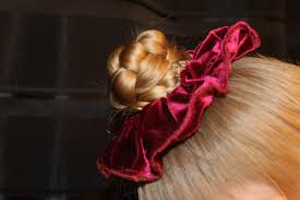 bun scrunchie easy buns competition hair skaterbabs tips for on the and
