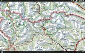 Austria Map Austrian Map Mobile Android Apps On Google Play