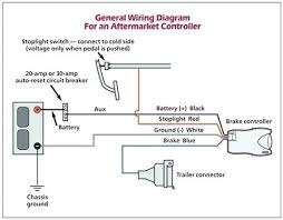 electric brake wiring harness brake control wiring diagram ford