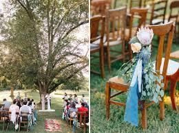 ethereal enchanted bohemian backyard wedding green wedding