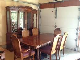 Broyhill Living Room Set Broyhill Dinning Room Furniture Attic Heirlooms Dining Room