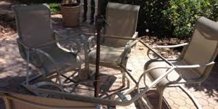 Martha Stewart Patio Furniture by How To Rehab An Outdoor Sectional Inside Pottery Barn Patio