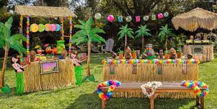 luau theme party luau birthday party supplies for a hawaiian themed party party