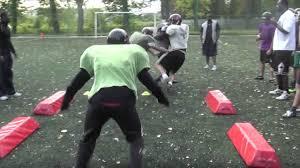 Lsw Flag Football Super Flag Bol Camp Oklahoma Drills Youtube
