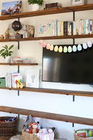 room family room shelving design decor fantastical to family