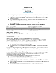 Cio Resume Samples by Download Recruiting Resume Haadyaooverbayresort Com