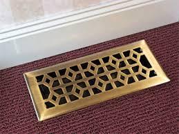 Decor Floor Registers Decorative Register Metal Vent Accord