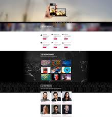 responsive design joomla this free bootstrap joomla template has a one page layout a