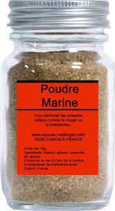 cours de cuisine cancale epices roellinger poudre marine