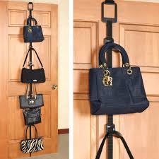 interior awesome purse organizer for closet bring a tidy look in