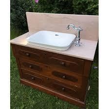 Antique Dresser Vanity Antique Dresser Vanity Combo Repurposed